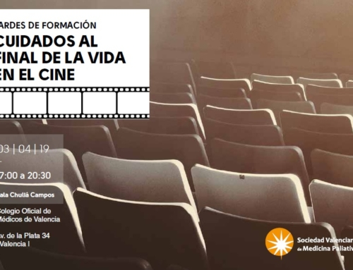 Tarde de formación: cine y paliativos